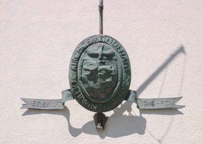 Kirchgemeindehauswappen Oberwinterthur