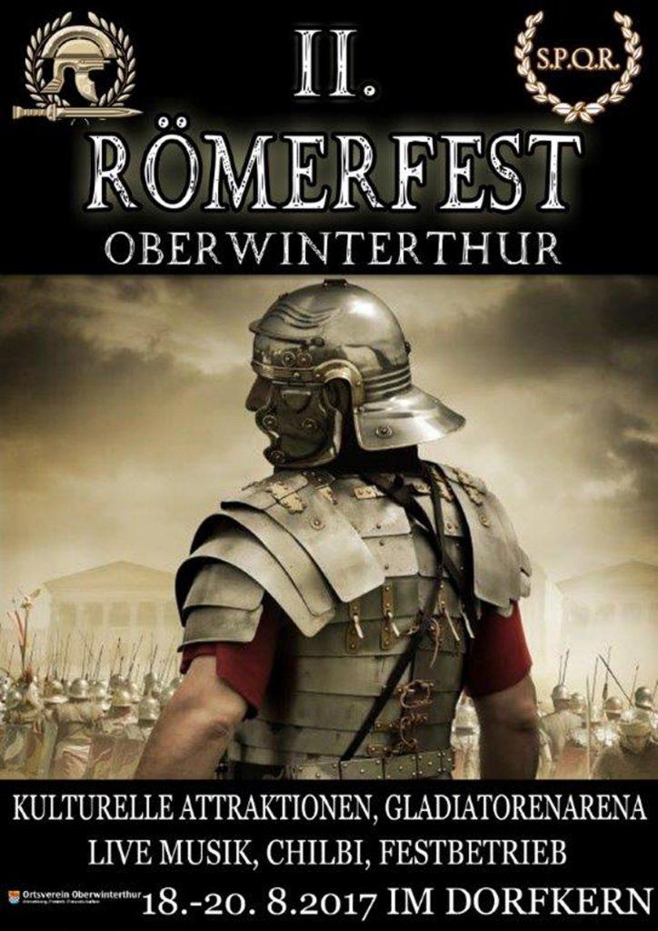 Römerfest Oberwinterthur