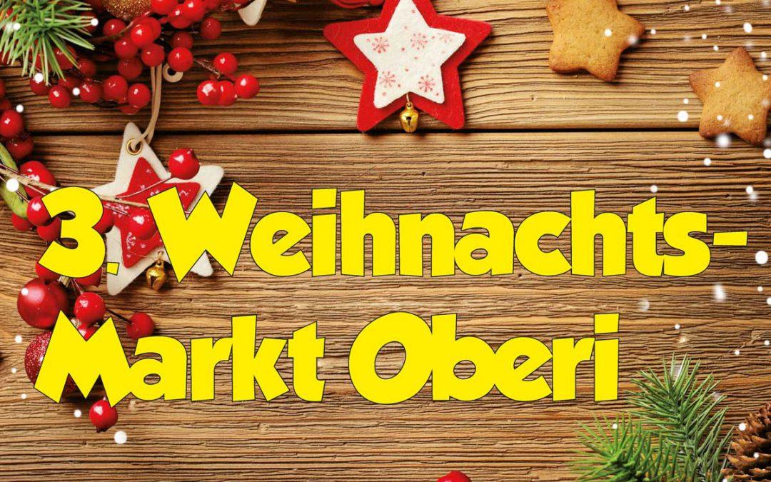Oberi Weihnachts-Markt 2017