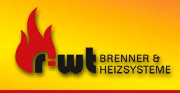 r-wt Brenner und Heizsysteme Logo