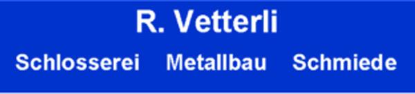 vetterli Schlosserei Logo