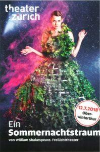 Freilichttheater in Oberwinterthur @ Freizeitanlage Eichwäldli | Winterthur | Zürich | Schweiz