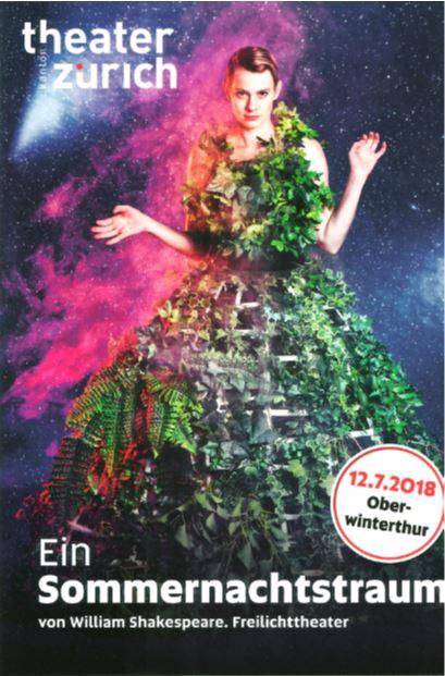 Freilichttheater in Oberwinterthur