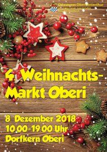 4. Weihnachtsmarkt @ Oberwinterthur Dorfkern