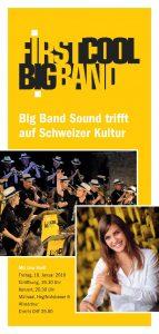 Konzert FCBB - First Cool Big Band
