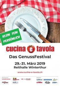 GenussFestival cucina e tavola @ Reithalle Winterthur