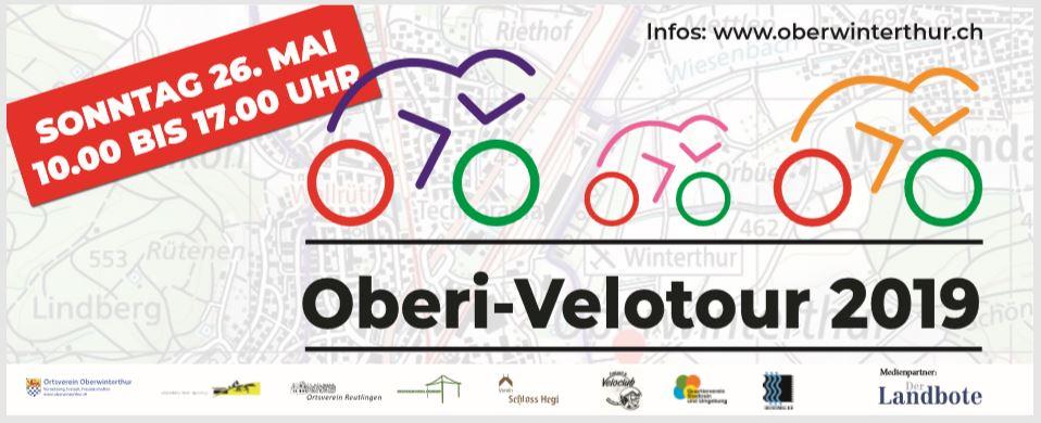 Oberi – Velotour 2019