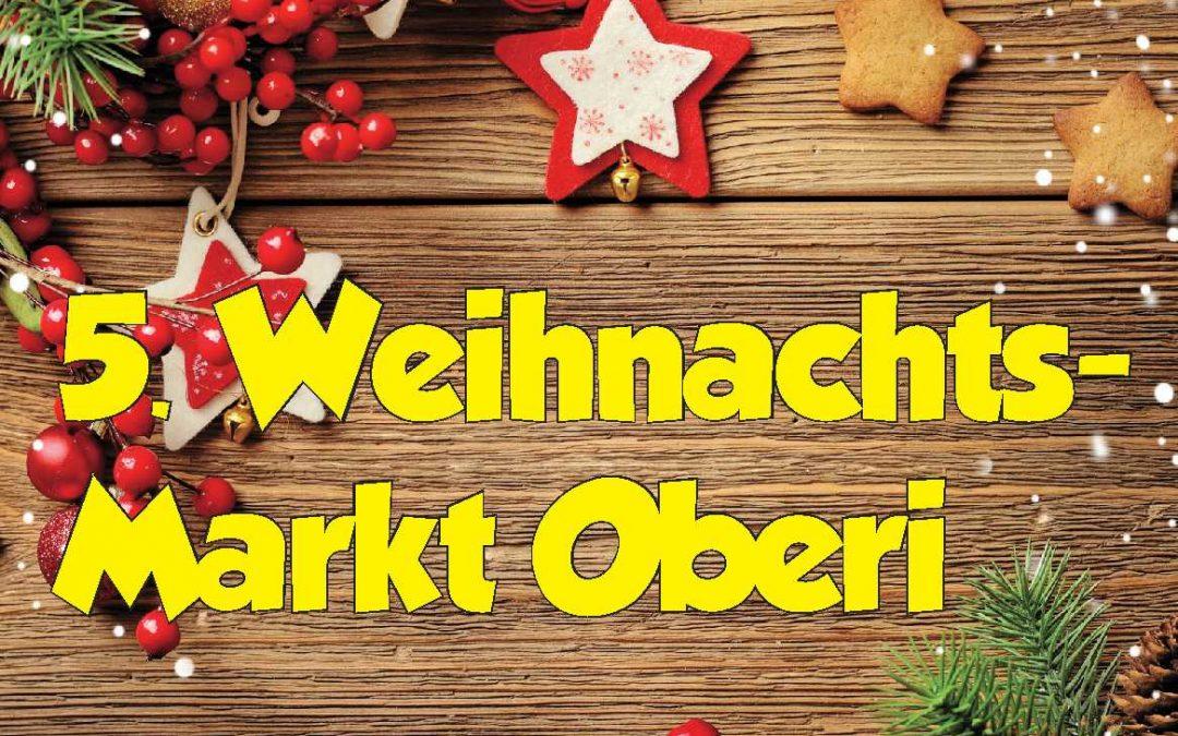Weihnachsmarkt Oberi