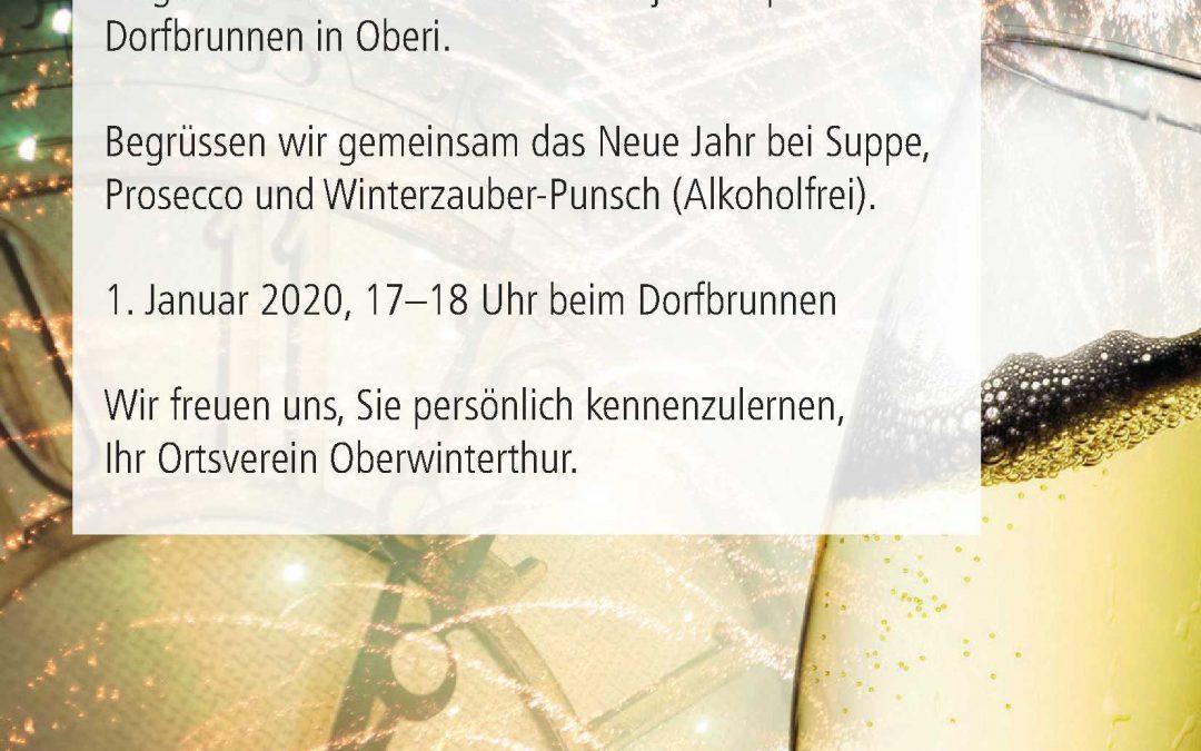 Neujahrs-Apéro 2020