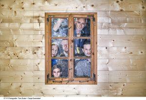 Freilichttheater in Oberwinterthur - Holzers Peepshow @ Freizeitanlage Eichwäldli
